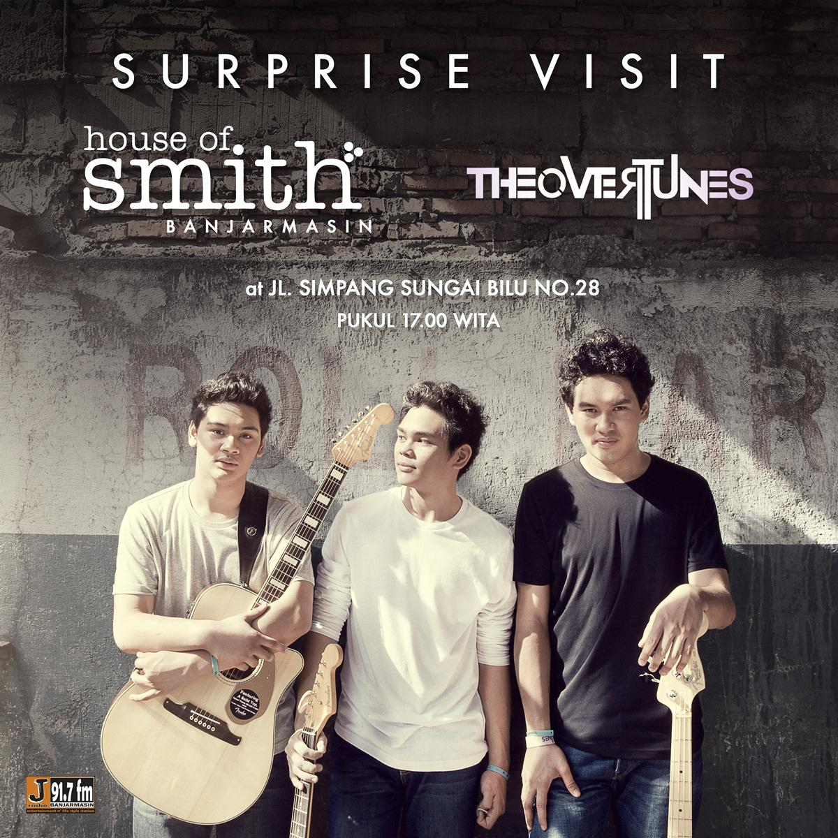 psst... @TheOvertunes mau surprise visit ke House of smith nih.. check this out http://t.co/gWXgAGvchQ