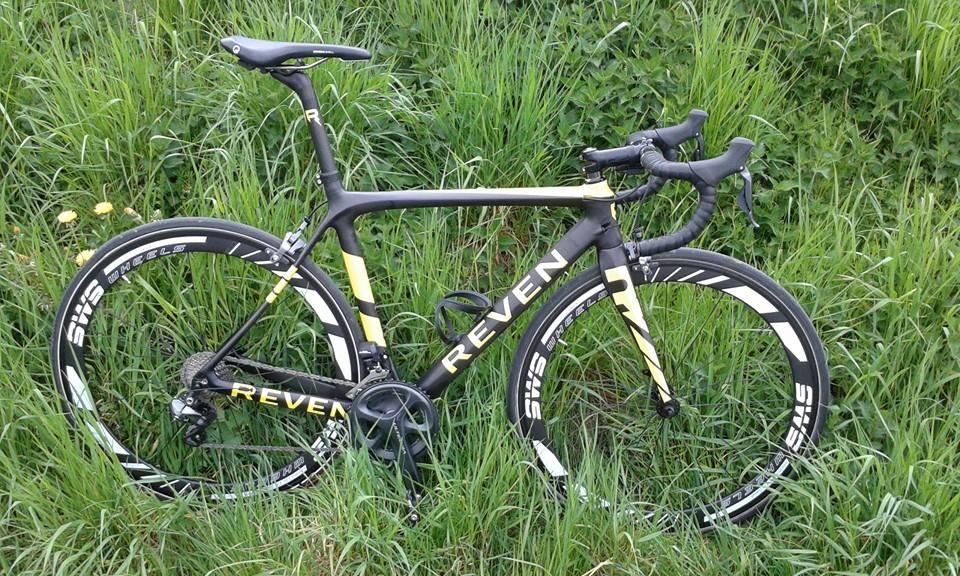 Reven Bikes On Twitter Yellow Rivet Http T Co Wpnfedrnuw