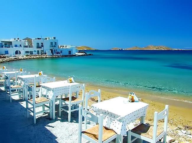 Grecia: isola di Paros un diamante nelle Cicladi