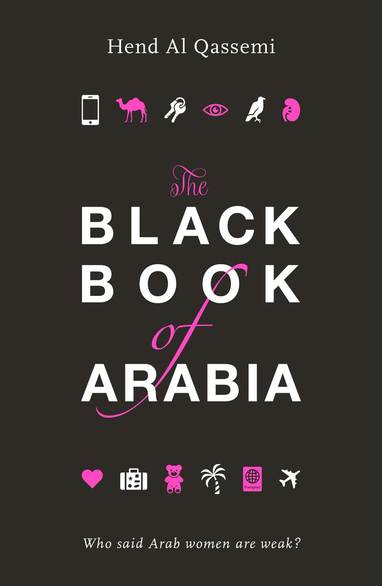 "#BookCover reveal for ""The Black Book of Arabia"" by #designer, #entrepreneur @LadyVelvet_HFQ. Look out for it on 13/8 http://t.co/ylndIZ6rCN"