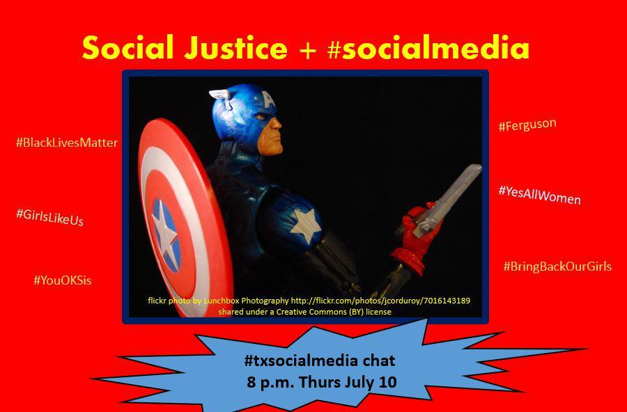 Thumbnail for #SocialJustice + #SocialMedia