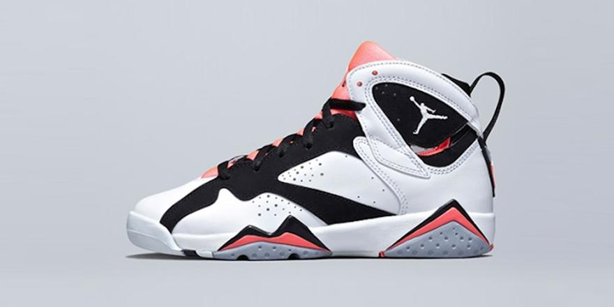 Air Jordan 7 Lave Chaude Les Applications Gs Footlocker vente 100% authentique Iqaa5
