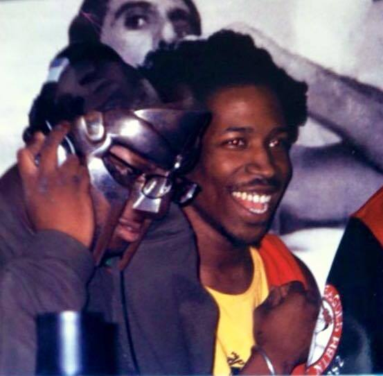 Me and #MFDOOM #TBT photo: @drip74 http://t.co/tjYYdOUEb9