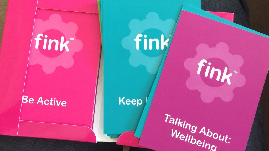 Loving my new #wellbeing @finkcards you can too contact @HSAPress to find out more http://t.co/AHkfF15BuG