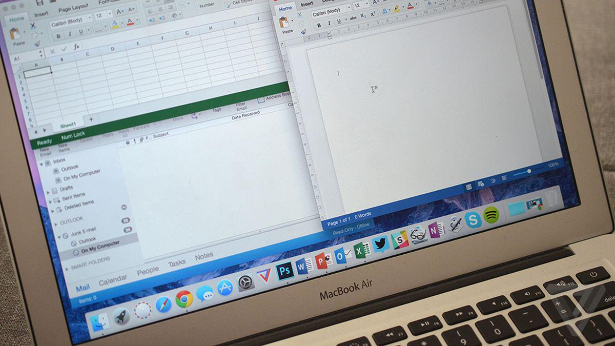 Microsoft Office 2016 for Mac has launched for Office 365 subscribers