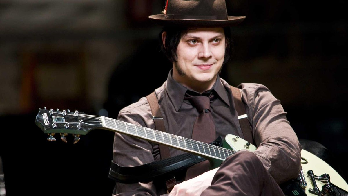 40 years young! Happy Birthday to one of the most important men alive in American Music- Jack White. #HBD #JackWhite http://t.co/B0RKIrvXCy