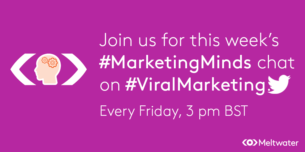 Interested in #ViralMarketing? Join the discussion tomorrow in #MarketingMinds! RT to RSVP http://t.co/MsqBMiXiWO http://t.co/64bIDV9Zqb