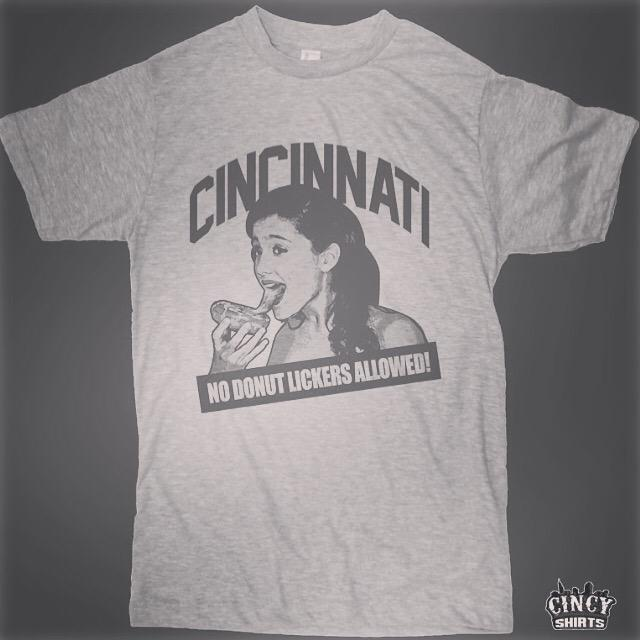 Not only is this shirt hilarious but with every purchase you get a coup for a free donut @HoltmansDonuts @CincyShirts http://t.co/DBgIdnBNdD