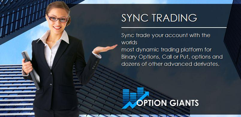 binary options academy managed account