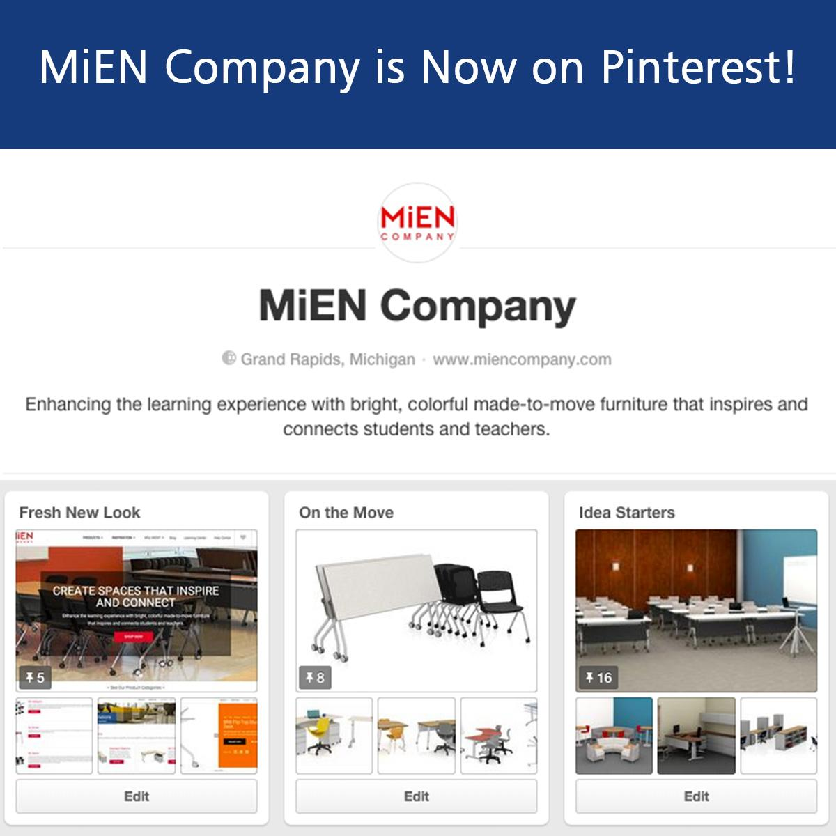 Mien Environments On Twitter Did You Know Mien Was On Pinterest Https T Co Huwlumzcap Http T Co Vpbwpxjinl