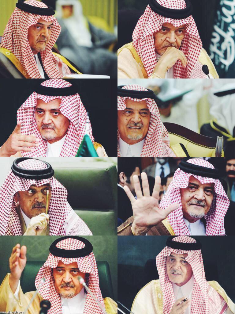 لم يكُن رجل دولة.. بل دولة في رجُل !  رحِم الله #سعود_الفيصل واسكنه فسيح جنّاته
