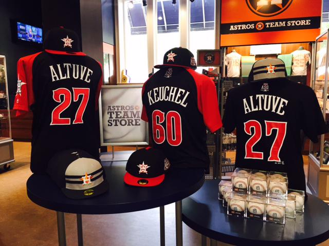 2ee1c67344a25 Aaaaaand Dallas Keuchel  ASG merchandise has arrived at the  Astros Team  Store! http   t.co UK1TuHI3Rb
