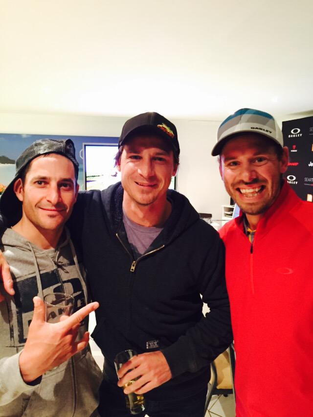 One exceptional golfer @ruandesmidt one great cyclist and an average batsman @DaleSteyn62 http://t.co/TTQTGNXPPz