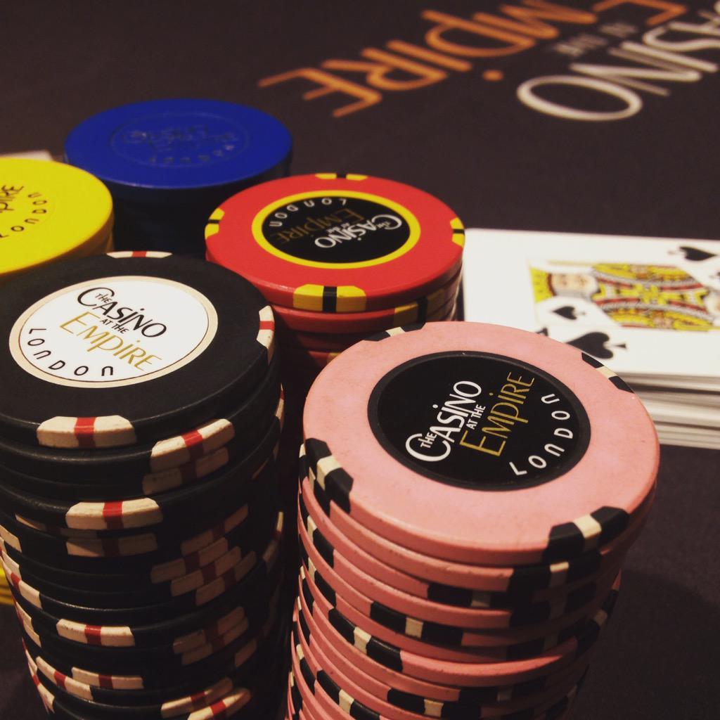 the empire casino poker twitter