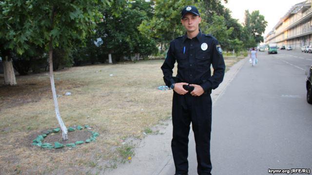 """""""Я был бы либо тут, либо в АТО"""", - главный полицейский Киева Фацевич рассказал о первых днях работы патрульной службы - Цензор.НЕТ 7919"""