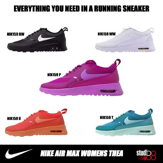 running Sneaker. Nike Womens Thea