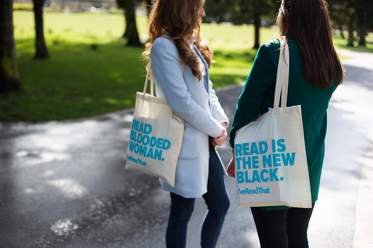Read is the New Black | RT for the chance to win a tote! (thanks @Cat_Storey_1705 & @aidymcp!) http://t.co/HT9OhuvKfv http://t.co/3qVt8hJAKC