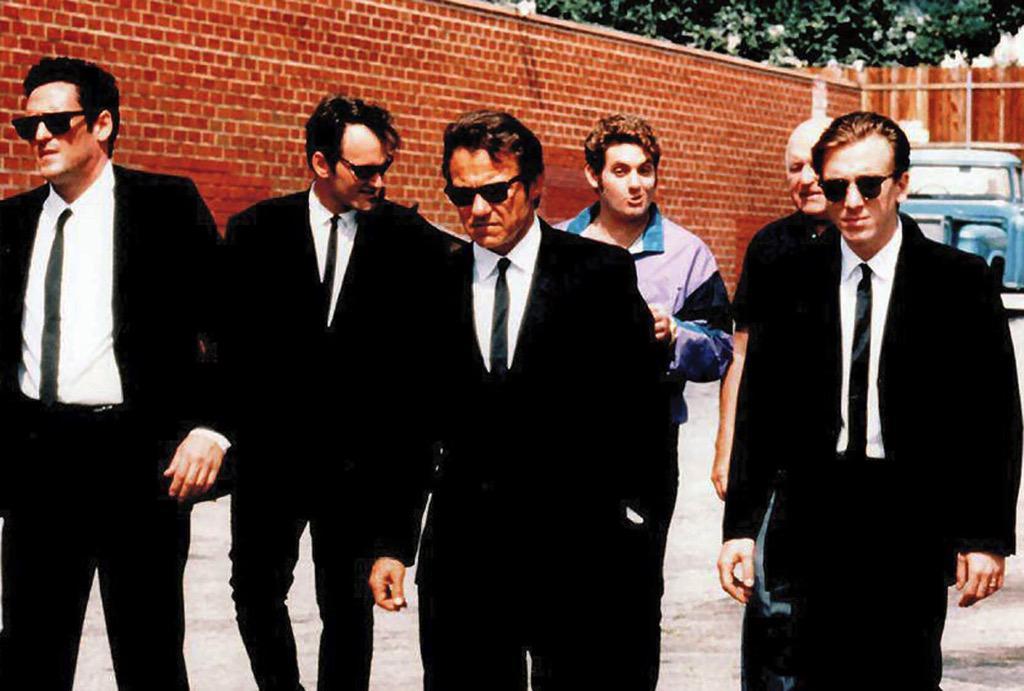 Za ponočnjake: danes ob 23.40 na Kanalu A Tarantinov prvenec Stekli psi (Reservoir Dogs) #TVnamig http://t.co/dfV8AEwMiW