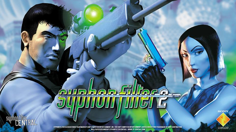 Syphon Filter Central On Twitter Enjoy This New Syphon