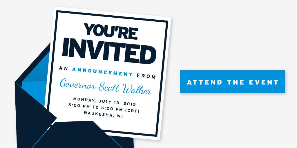 Scott Walker on Twitter