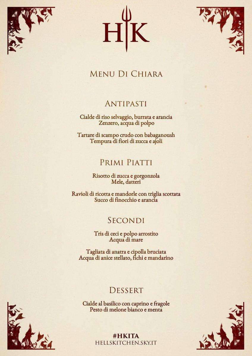 Hell\'s Kitchen Italy on Twitter: \