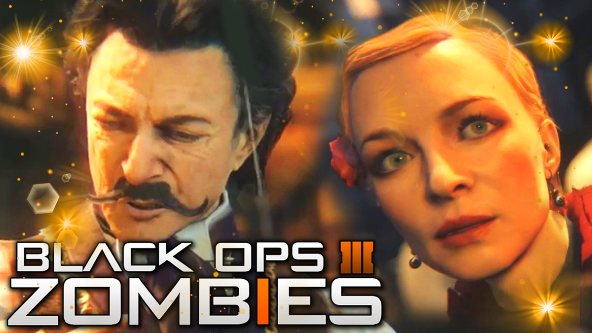 Jack Kennedy On Twitter Black Ops 3 Zombies All New Characters