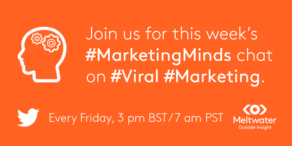 Let's discuss the best #viral #marketing examples tomorrow. RT to join #MarketingMinds! http://t.co/Vcel1ZtsfQ http://t.co/uIvjvoZXj3