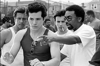 #Throwback - The movie that should've been @SpikeLee & @JohnLeguizamo Oscar nominated! #SummerOfSam