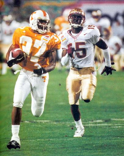 Tennessee Football On Twitter Jan 4 1999 The Vols Were Peerless First BCS Championship Game Starts Now SECNTakeover