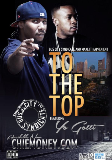 #Hear #NewMusic #From @chiemoney &quot;To The Top&quot; ft @YoGottiKOM HERE ---&gt;  http:// bigtencountdown.com/chie-money.html  &nbsp;    #BusCitySyndicate<br>http://pic.twitter.com/s8S6et8H6d