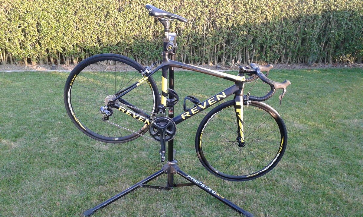 Reven Bikes On Twitter Reven Rivet Yellow Nice Morning Today