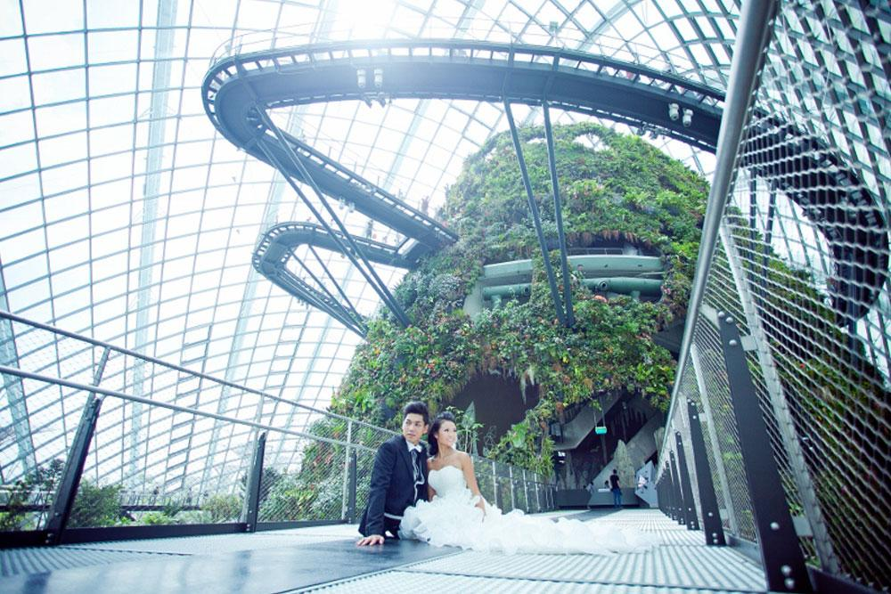 Gardens By The Bay On Twitter 20 Unique Pre Wedding Photoshoot