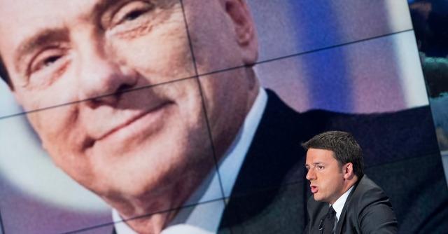 Renzi e Berlusconi nelle mail diffuse da WikiLeaks