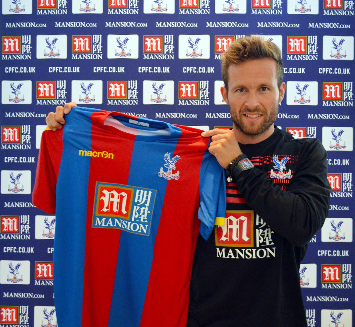BREAKING: #CPFC are delighted to announce the signing of Yohan Cabaye on a three-year deal. #WelcomeCabaye http://t.co/R1petCwcbq