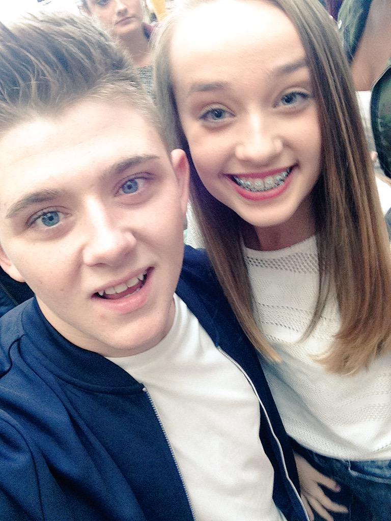 RT @ThirlyBallinger: Met @nickymcdonald1 ❤️ thanks so much for stopping it was great to meet you❤️ http://t.co/mCM4vIdqQk