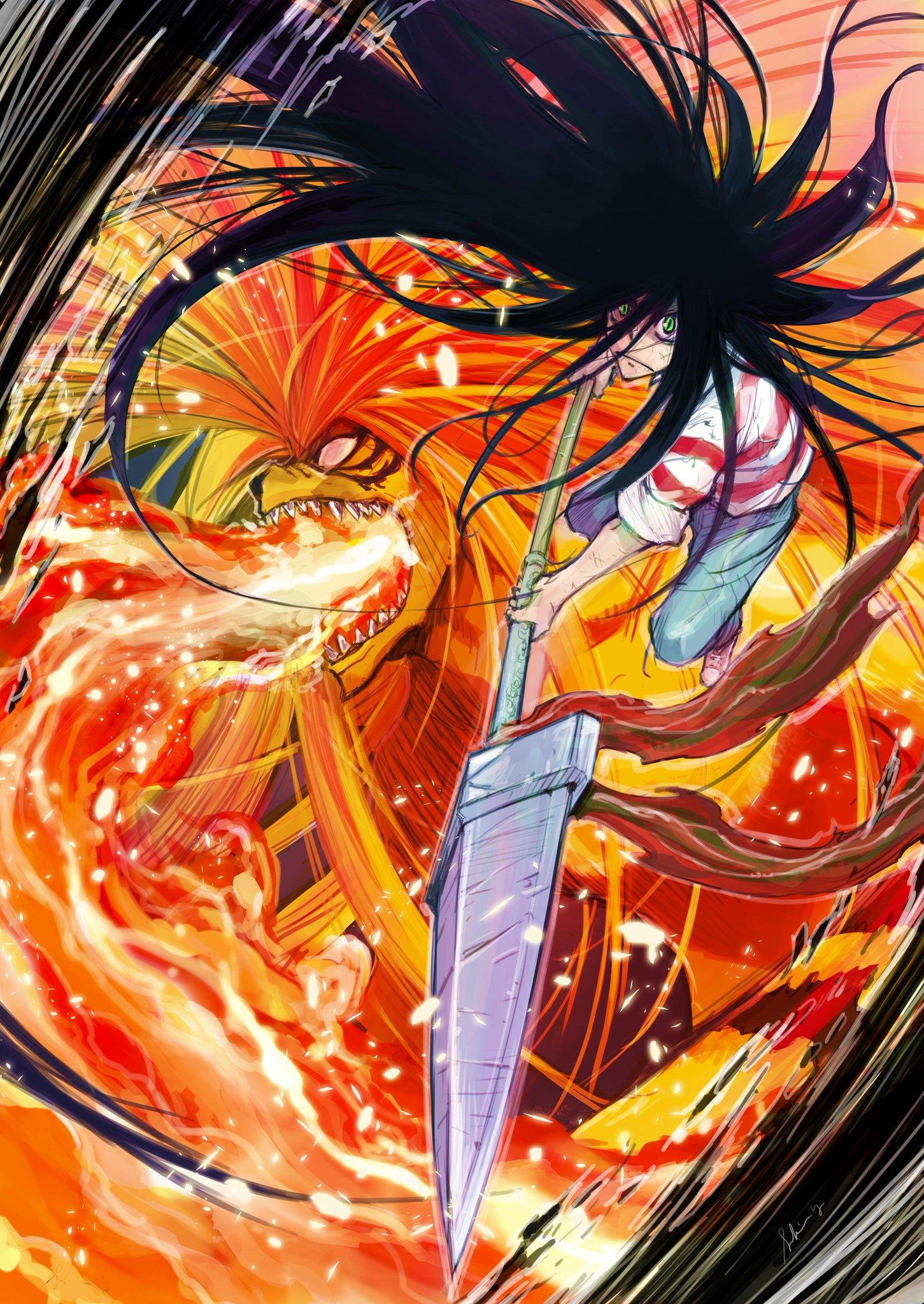 『うしおととら』で有名な魂の漫画家!藤田和日郎のオススメ作品4選