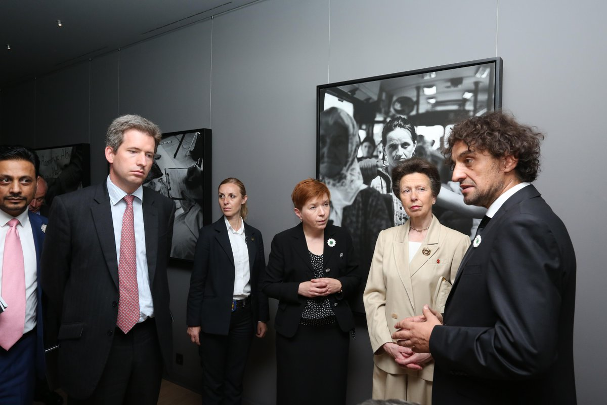 The Princess Royal to Visit Bosnia
