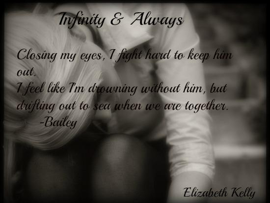 Infinity and Always by Elizabeth Kelly
