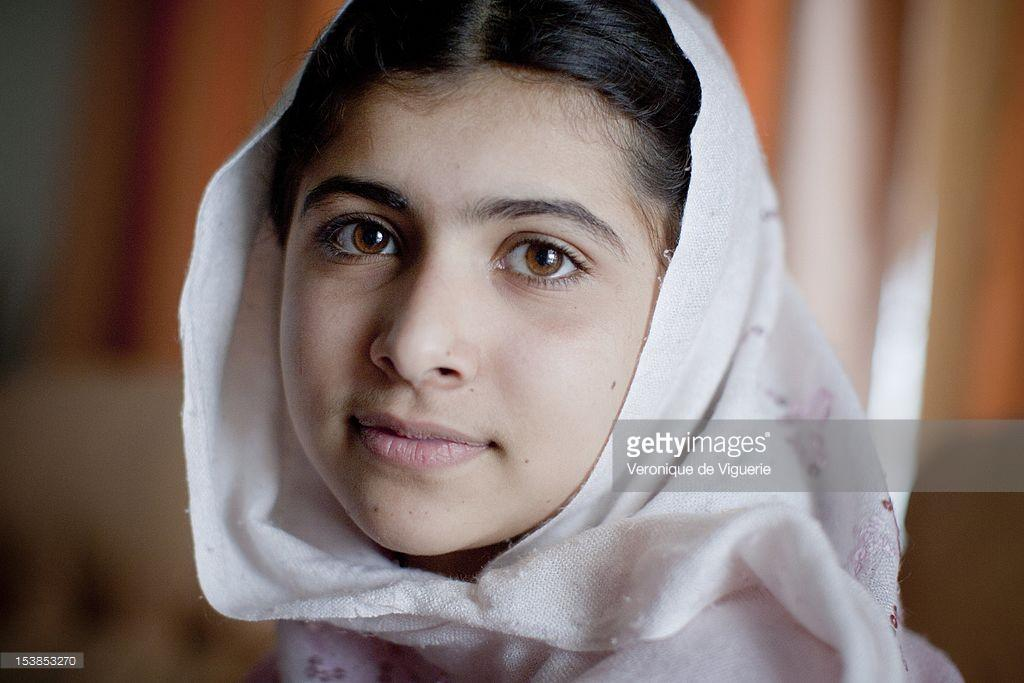 #Malala Yousafzai age 12. The Nobel Prize winner turns 18 today. Photo: Veronique de Viguerie http://t.co/gYwpqTf9RM http://t.co/vE2pEUTBqJ