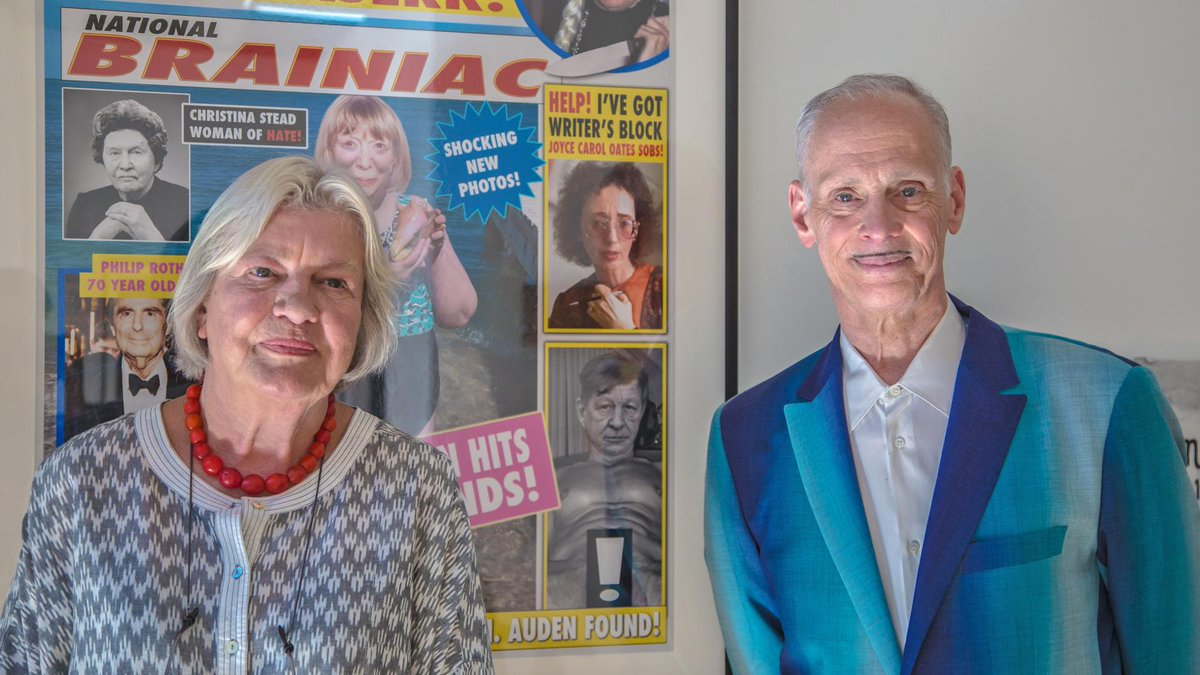 Catch @lynnbaba's laugh-out-loud encounter with director John Waters #Artsnight @BBCTwo 11pm http://t.co/B94skpPwgf http://t.co/ACzHPuaAQN