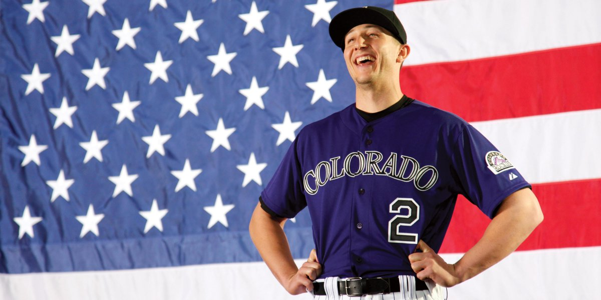 #WeFlyTogether and we are excited to support our neighbors, the @Rockies, by voting #Tulo! http://t.co/nVFeE6ZjLe