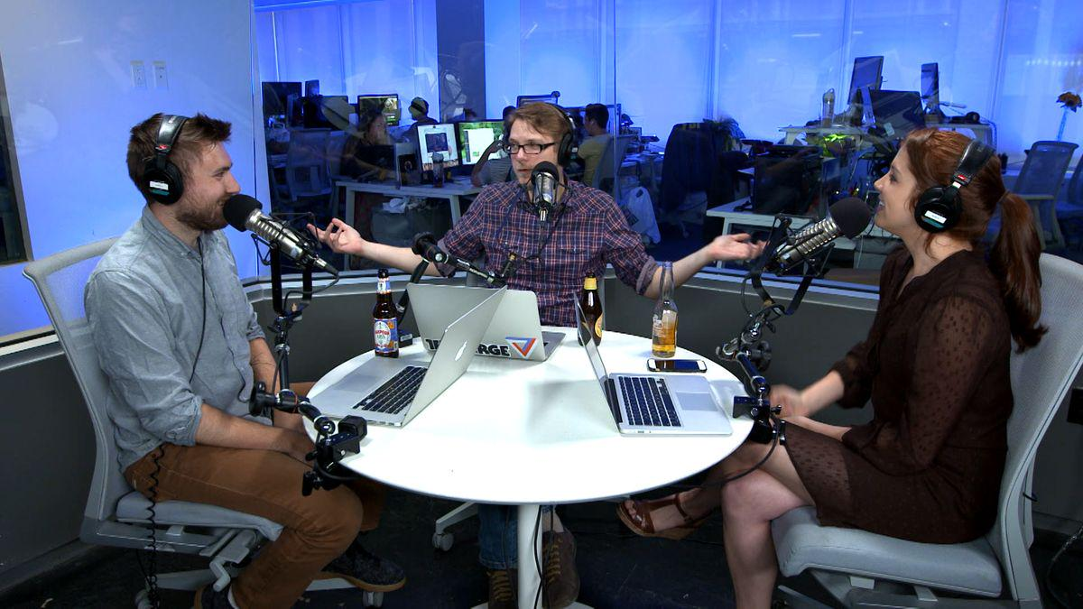 This week on the Vergecast: Windows Phone, lots of rockets, and the definition of