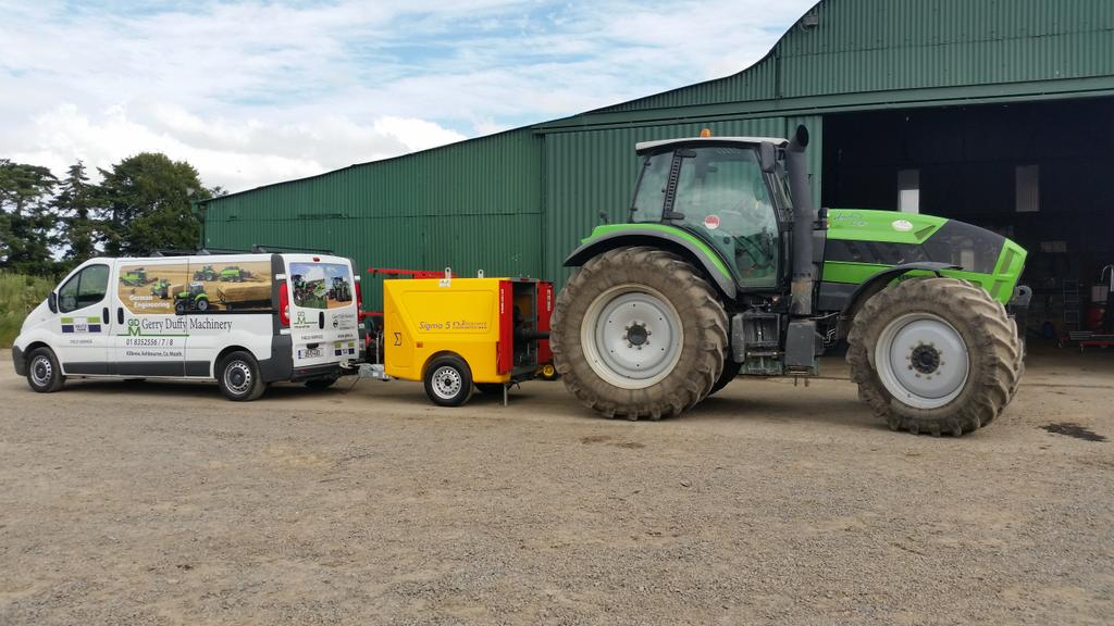 Dyno For Tractors : Froment dynamometers fromentdynos twitter