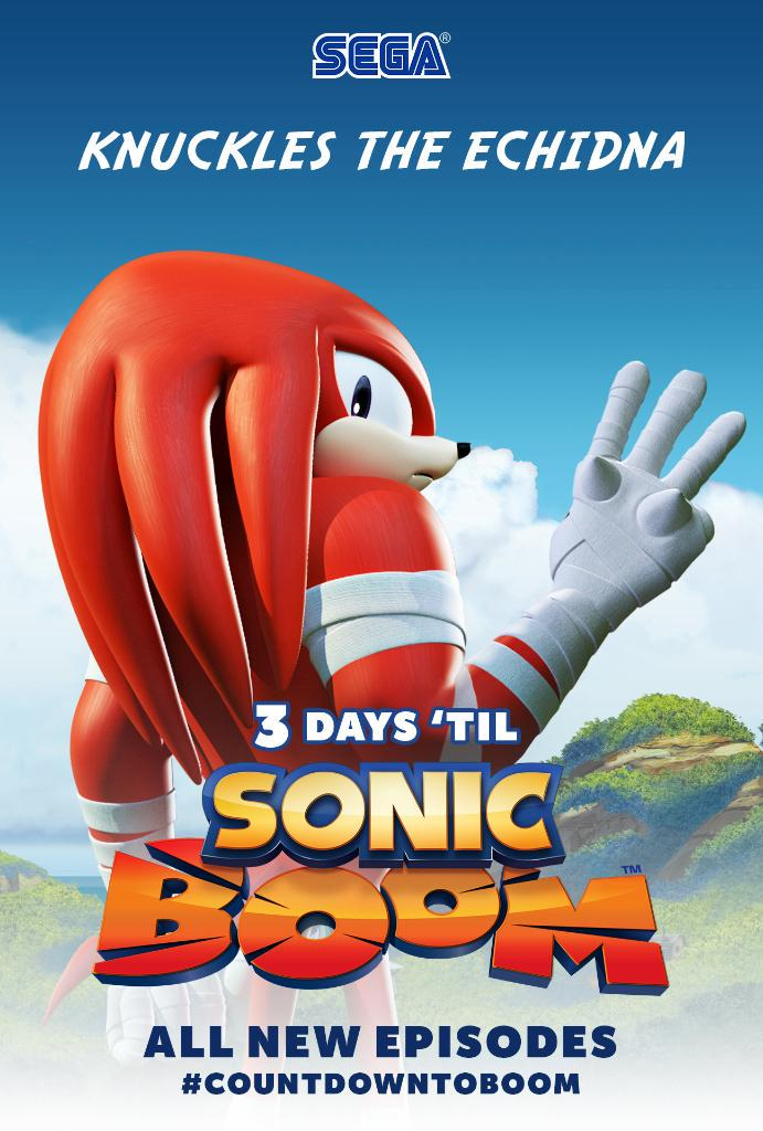 Sonic The Hedgehog On Twitter Quot 3 Days New Episodes