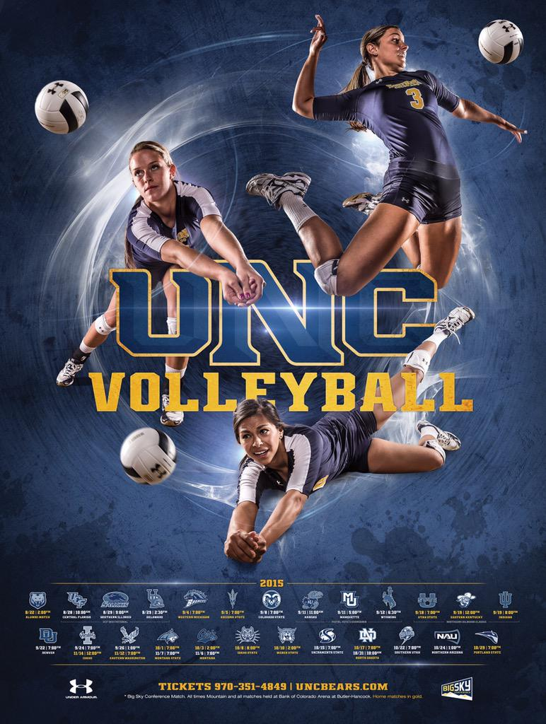 poster swag on twitter one of the best ncaavolleyball posters we