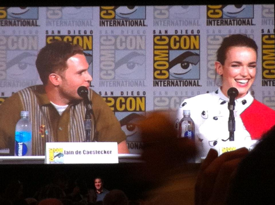 Fitz and Simmons or FitzSimmons? #agentsofshield #SDCC http://t.co/1zocaPGIpf