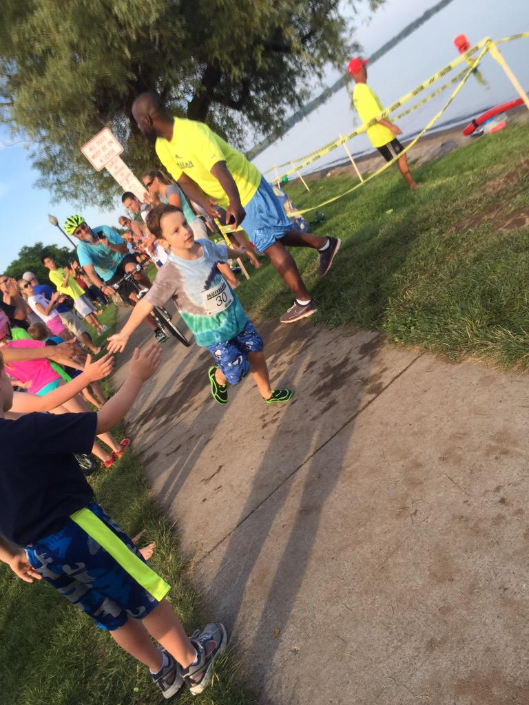 Wrapping up the MusselKids Tri @musselmantri @ScoreThisLive http://t.co/Lxgsm856R3