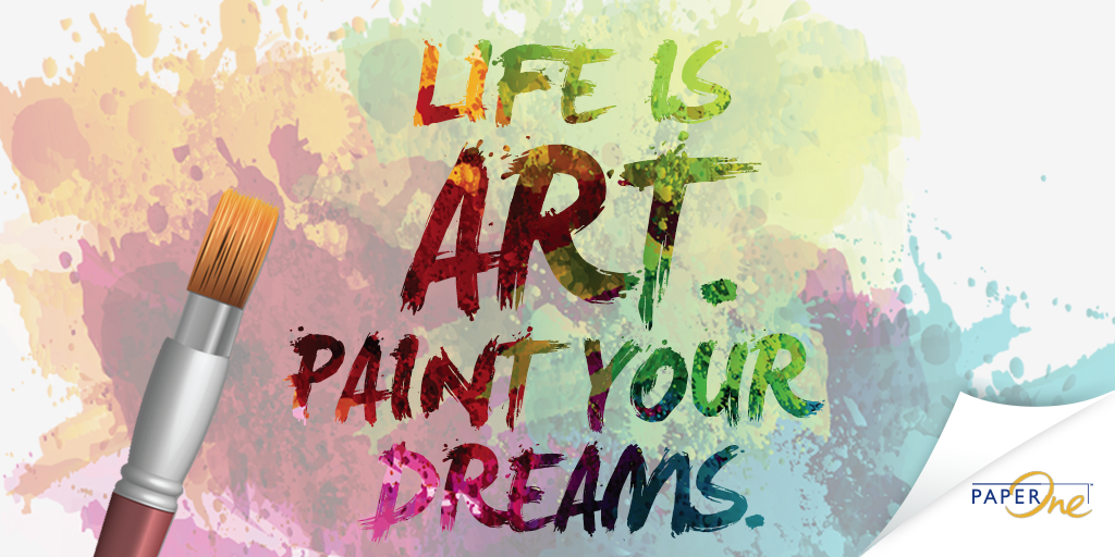 "Paint Quotes Fair Wright Thurston On Twitter ""paint Your Dreams.10Millionmiler"