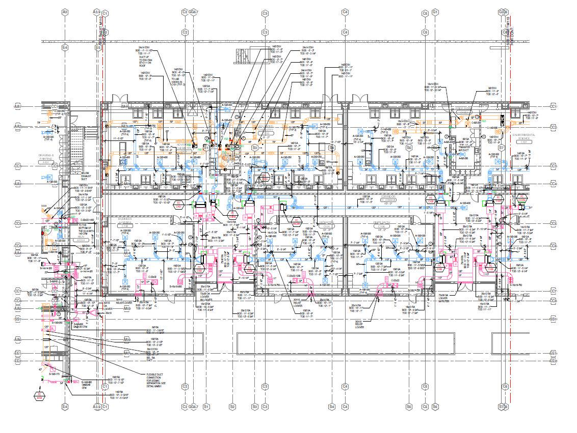 Hardik Gohil On Twitter Hvac Shop Drawing Creation From Revit Pictures 1002 Pm 10 Jul 2015