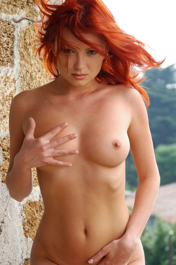 Naked Red Headed Women 23